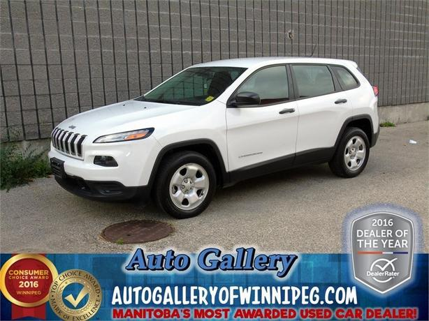 2015 Jeep Cherokee Sport *Bluetooth