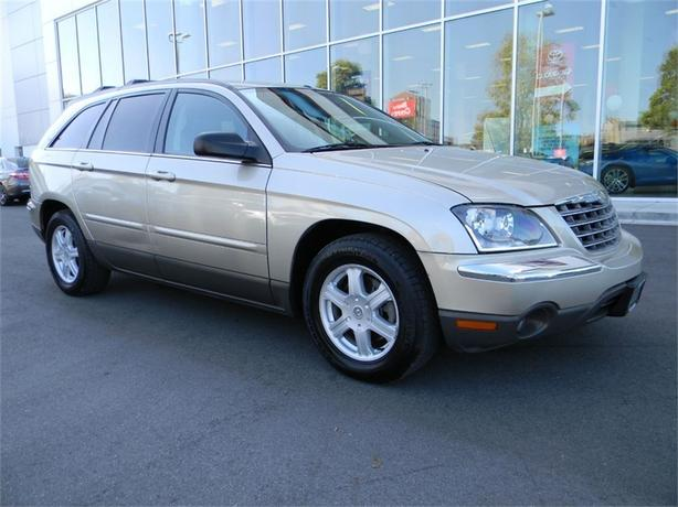 2005 Chrysler Pacifica Touring 6 PASSENGER LOCAL ISLAND