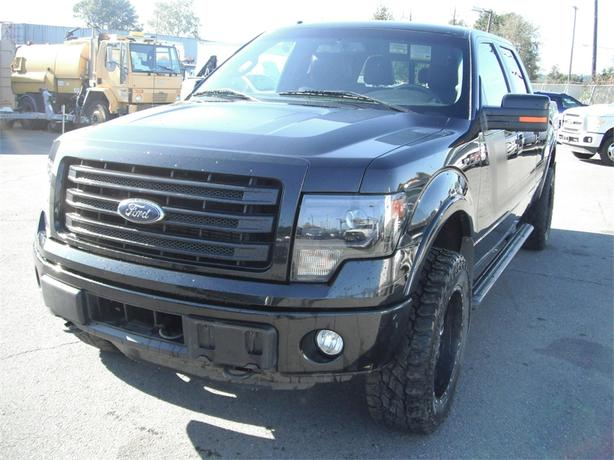 2014 ford f 150 fx4 supercrew 6 5 ft bed 4wd outside victoria victoria. Black Bedroom Furniture Sets. Home Design Ideas