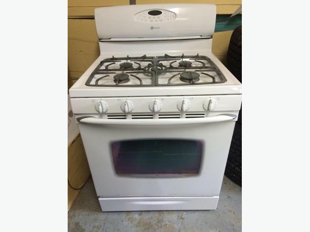 maytag gas stove