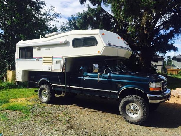 1995 ford f 250 xlt 7 3 powerstroke diesel w parts truck. Black Bedroom Furniture Sets. Home Design Ideas