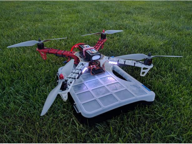 DJI f450 Quadcopter