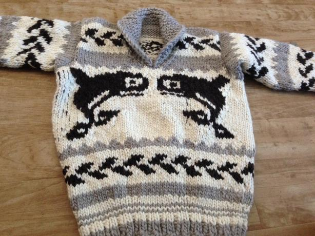 cowichan authentic knit