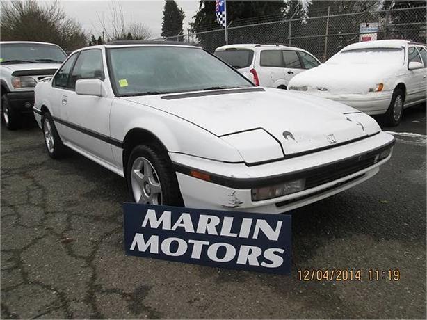 1990 Honda Prelude 2.0 Si