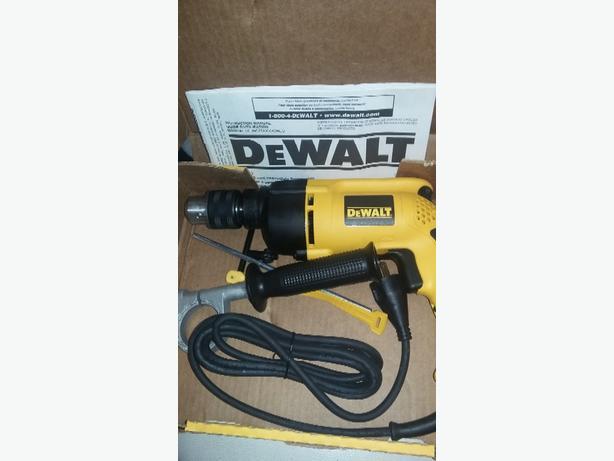 Dewalt 1/2 inch Hammer Drill