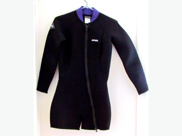 BARE Step-in Wetsuit - Like new!