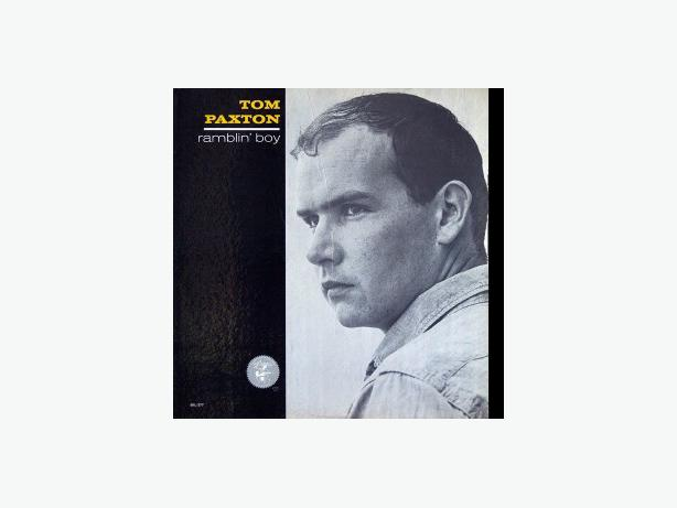 Sixties Folk LPs - Tom Paxton
