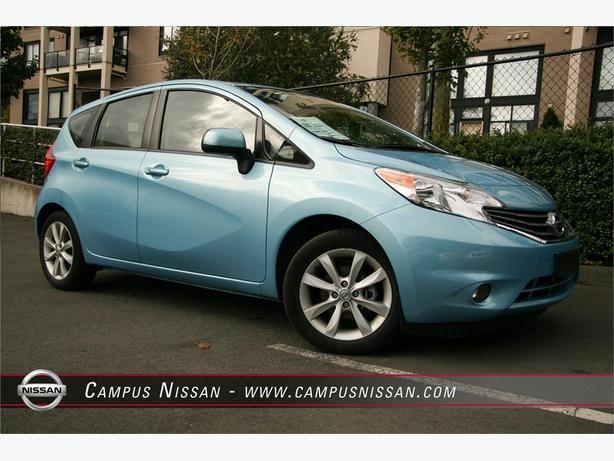 2014 Nissan Versa Note SL w/ Back-Up  Cam