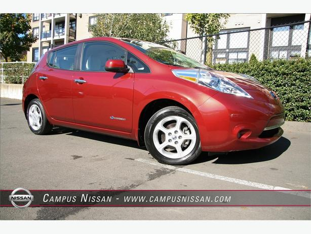 2013 Nissan Leaf SV QUICK CHARGE