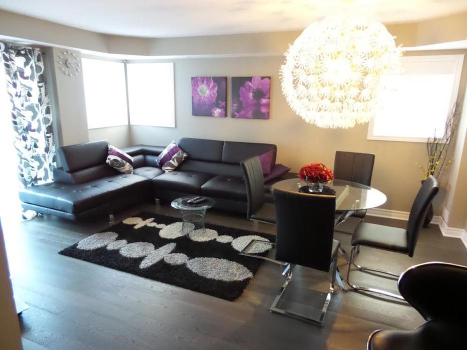 new modern energy efficient 2 bedroom den condo
