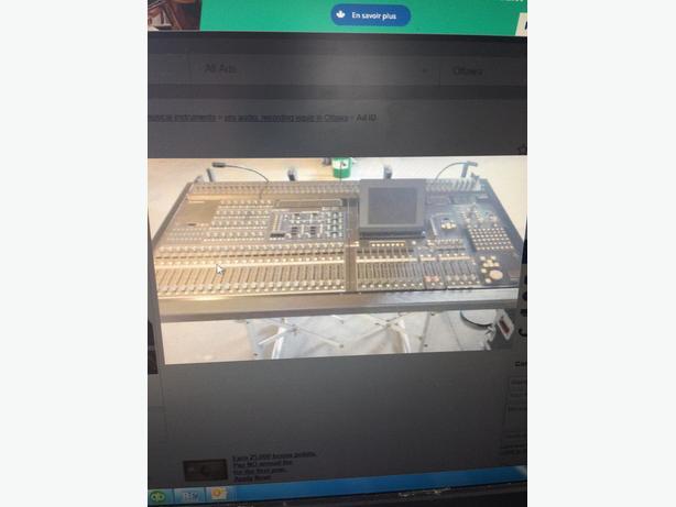PM5D console