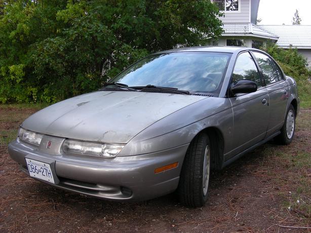 1996 Saturn
