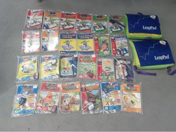 Leap Frog Learning Aids