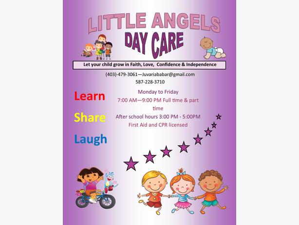 Little Angels Home Day Care