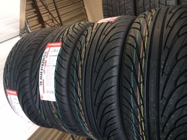 Four Brand new 215/40/R18 Nankang NS-2 performance tires!!!
