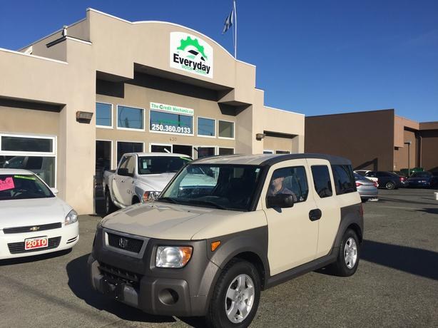 2005 Honda Element AWD