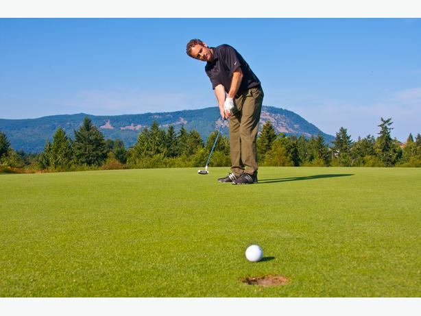 Play For $22.50 All Winter @ Arbutus Ridge Golf Club