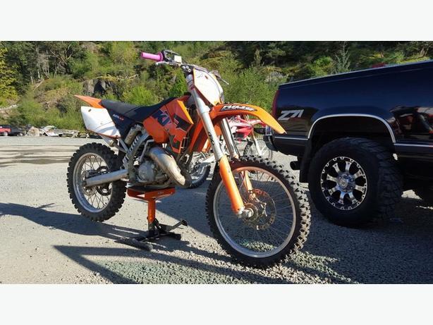 2005 KTM 125sx