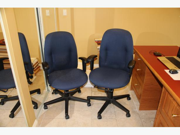 Fully Adjustable Office Chairs with Lumbar Support