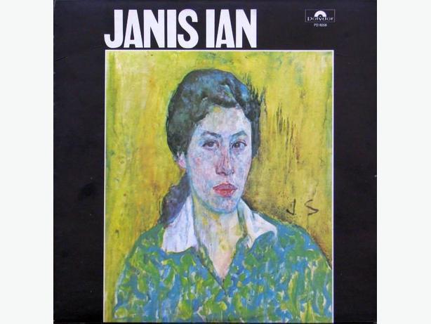 Sixties Folk LPs - Janis Ian