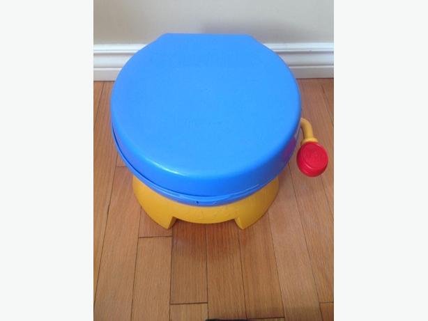 Toy Story potty training system
