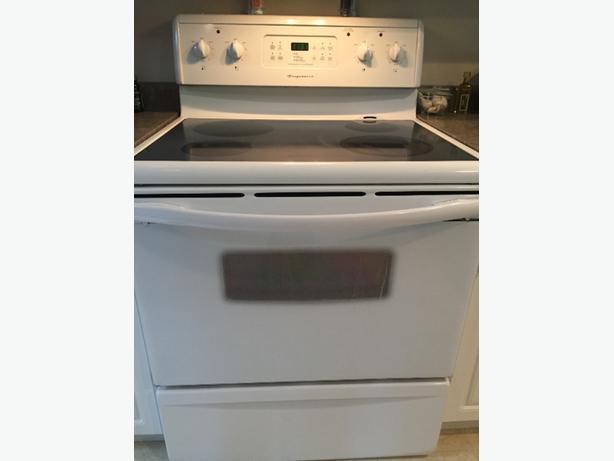 Frigidaire stove