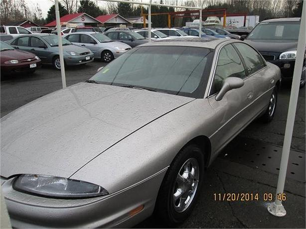 1997 Oldsmobile Aurora Base