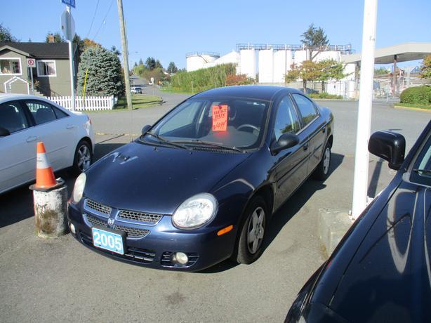 2005 Dodge SX2.0