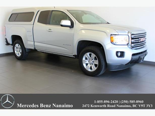2015 GMC Canyon Extended 4x4