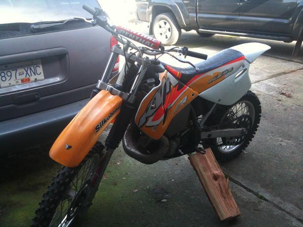 97 KTM 300