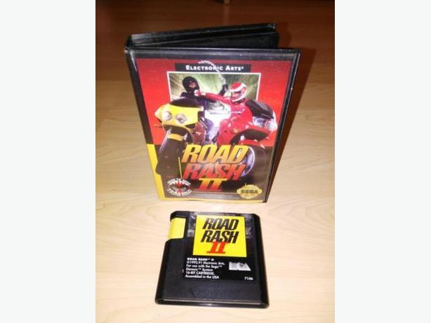 Road Rash 2 For The Sega Genesis