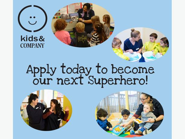 APPLY TODAY: Hiring Early Childhood Assistant/Kitchen Helper!