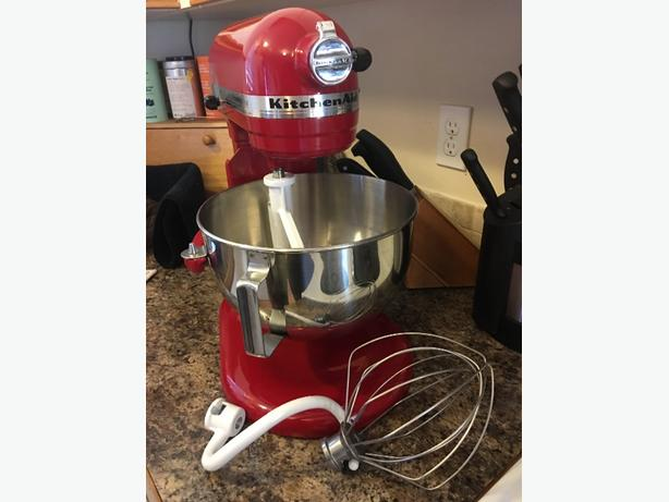 Kitchen Aid 5 + Professional Series
