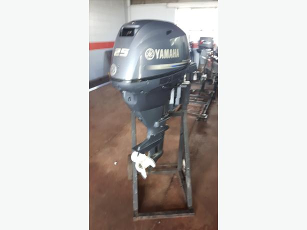 2012 Yamaha F25SMHA - Excellent Condition - Financing Available