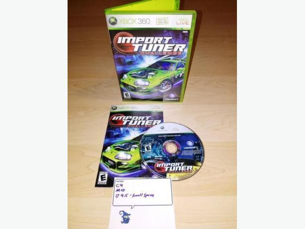Import Tuner Challenge For The Xbox 360