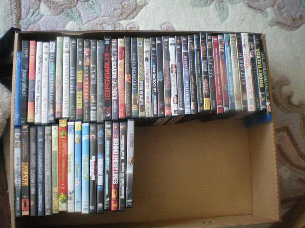 Over 50 Dvds For Sale
