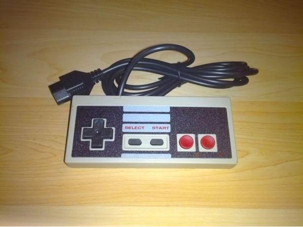 NEW Classic Nintendo Controller - Tested & Works