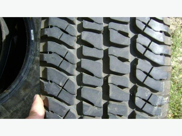 LT 225 75 r16 NEW MICHELIN LTX A/T2 LOAD RANGE E ALL SEASON TRUCK TIRE $100