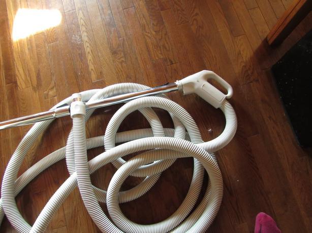 Central vacuum hose Kenmore brand