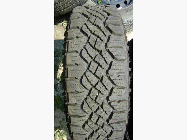 LT 245 70 r17 GOODYEAR WRANGLER DURATRAC ALL SEASON TIRE $100