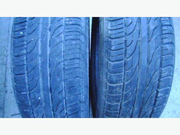 205 60 r15 PAIR OF 2 LIKE NEW GT RADIAL CHAMPIRO ALL SEASON TIRES $80