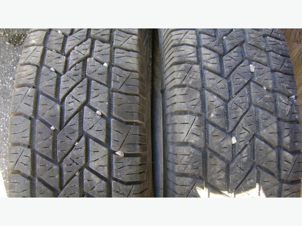 LT 245 75 r17 KELLY SAFARI ATR ALL SEASON TRUCK TIRES $120
