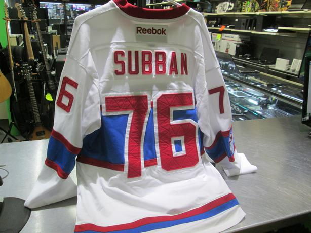 P.K. SUBBAN WINTER CLASSIC JERSEY **MONEYMAXX**