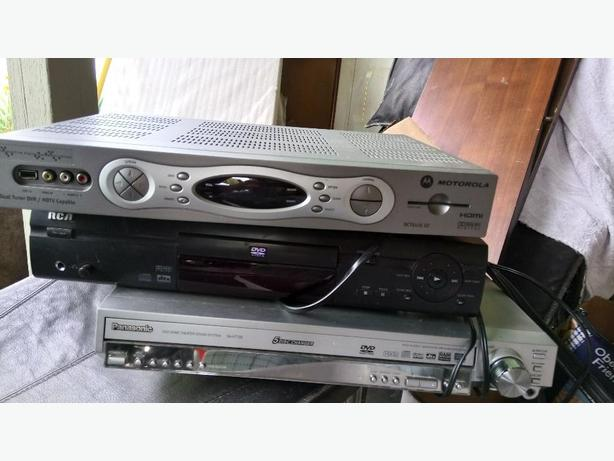 Electronic dvd, Cd, dual tuner