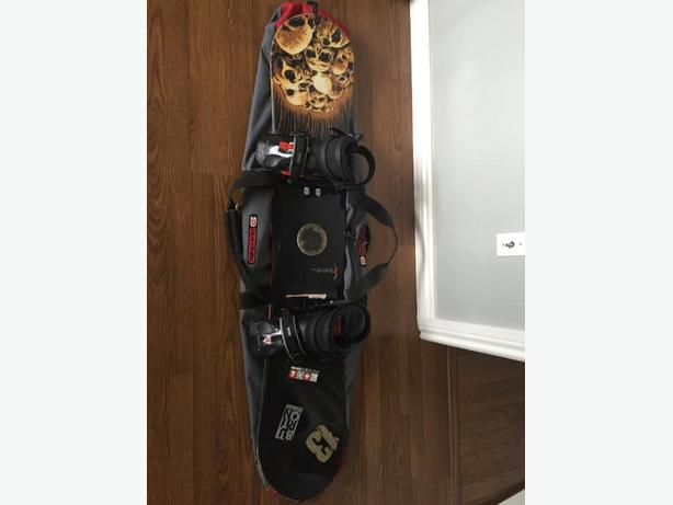 mens snowboard gear