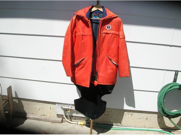 Floater Coat