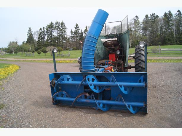 7 foot Snowblower
