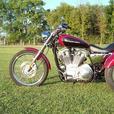 NEW Harley Davidson Sportsters Trike Conversion