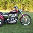 NEW Harley Davidson Sportsters Trike Conversion Kits