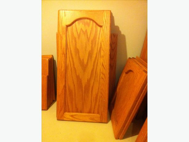 Cabinet and drawer fronts